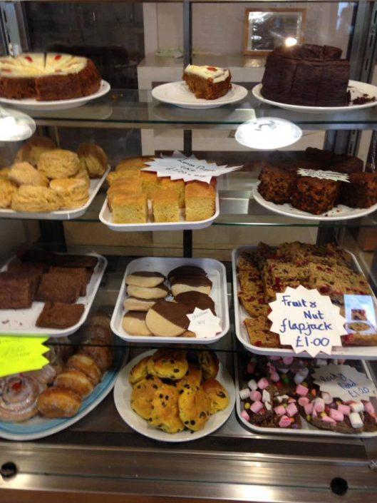 Trevedra Farm Cafe Homemade Cakes