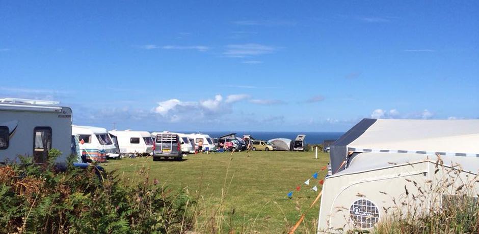 Caravans Cornwall Camping