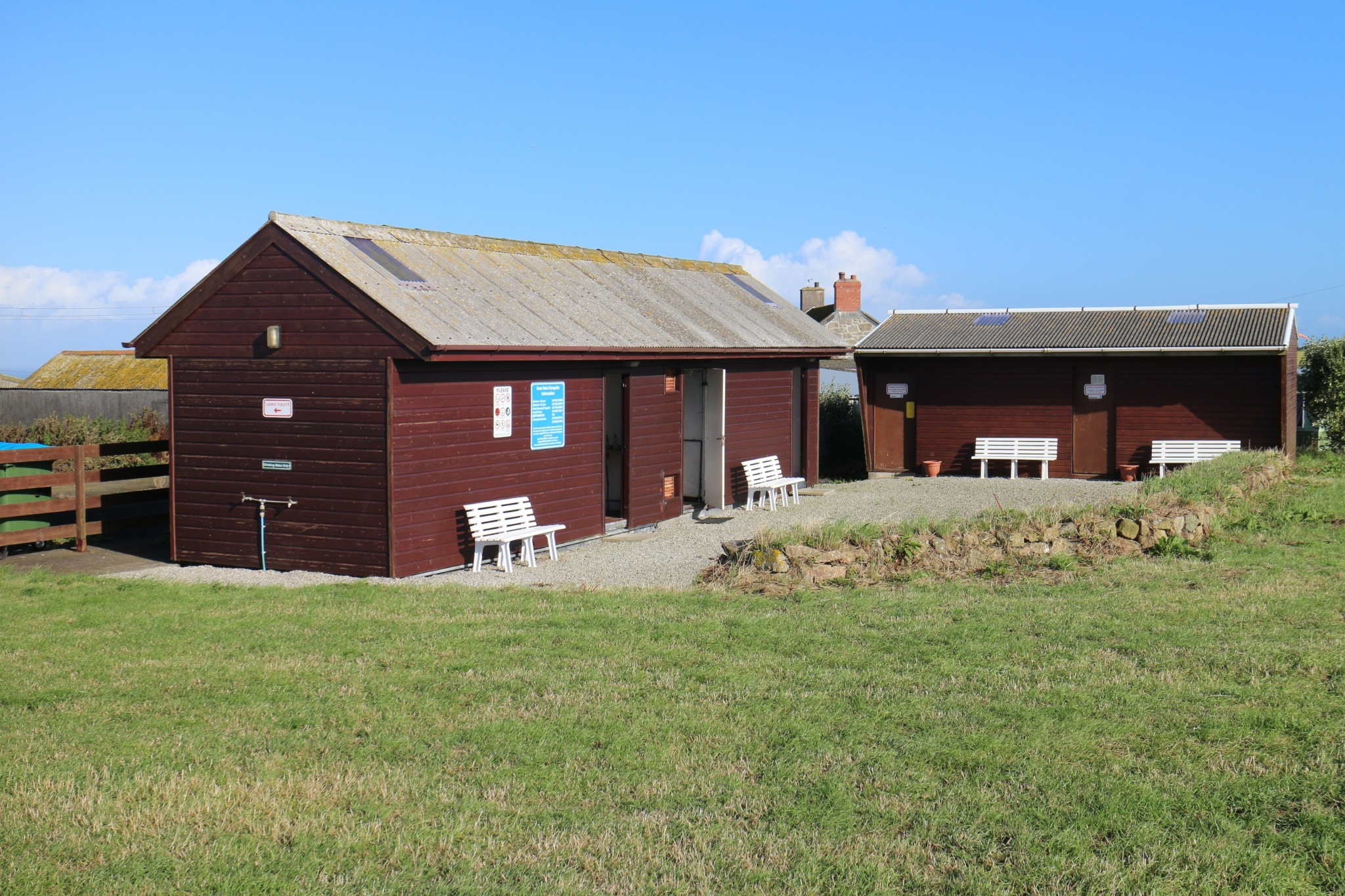 Brea Vean Campsite near Lands End